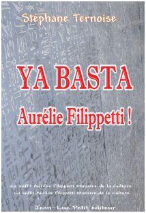 Ya basta Aurélie Filippetti !
